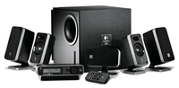 Logitech Z-5450 Digital 5.1 Speaker System 315W altoparlante