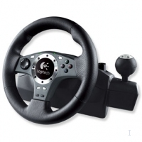 Logitech Driving Force Pro Playstation 2