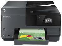 HP OfficeJet Pro Pro 8615 e-All-in-One 4800 x 1200DPI Ad inchiostro A4 19ppm Wi-Fi Nero multifunzione