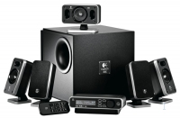 Logitech Z-5400 Digital 5.1 Speaker System 310W altoparlante