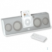 Logitech mm50 Portable Speakers for iPod Bianco altoparlante