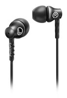 Philips SHE8600BK/00 Nero Intraurale Auricolare cuffia