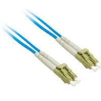 C2G 10m LC/LC Duplex 9/125 Single-Mode Fiber Patch Cable 10m Blu cavo a fibre ottiche