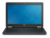 "DELL Latitude E7250 2.3GHz i5-5300U 12.5"" 1920 x 1080Pixel Touch screen Nero Computer portatile"