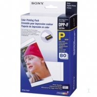 Sony 80 Photo Papers for DPP-FP30 carta fotografica