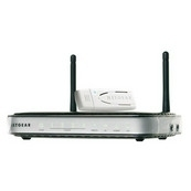 Netgear DGNB2100 router wireless