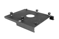 Chief Custom Projector Interface Bracket Nero supporto per proiettore