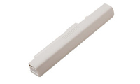 Acer Aspire one Battery LI-ION 3cell 3S1P 2200mAh white Ioni di Litio 2200mAh batteria ricaricabile
