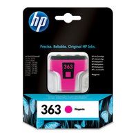 HP 363 Magenta Ink Cartridge magenta cartuccia d