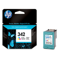 HP 342 Tri-color Original Ink Cartridge cartuccia d