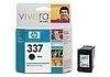 HP 337 Black Inkjet Print Cartridge with Vivera Ink Nero cartuccia d