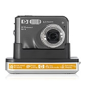 HP Photosmart R818 Digital Camera and Dock
