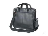"Lenovo Carry Case Leather Ultraportable f TP 12"" Nero"