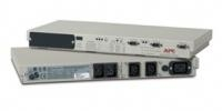 APC Rack Automatic Transfer Switch, 16A, 230V Beige unità di distribuzione dell