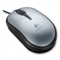 Logitech NX20 Notebook Optical Mouse Plus USB Ottico mouse