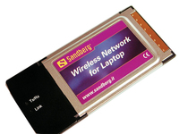 Sandberg Wireless Network for Laptop