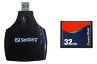 Sandberg USB to CompactFlash Link