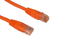 Sandberg Network Cable UTP 0.5 m ORANG