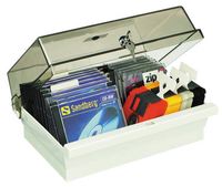 Sandberg Storage Box for CD/floppy/tape