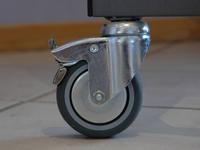 Sandberg Meter: Wheel with brakes
