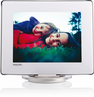 Philips PhotoFrame digitale con batteria SPH8208/12