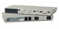 APC Rack Automatic Transfer Switch, 12A, 230V Beige unità di distribuzione dell