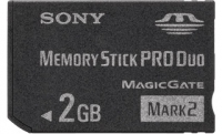 Sony MSMT2GN 2GB MS Pro Duo memoria flash