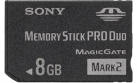Sony MSMT8G + MS Adapter 8GB memoria flash