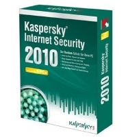 Kaspersky Lab Internet Security 2010 5utente(i) Tedesca
