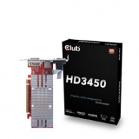CLUB3D CGAX-3456I GDDR2 scheda video