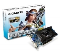 Gigabyte GV-N98TGR-512I GeForce 9800 GT GDDR3 scheda video