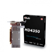 CLUB3D CGAX-4352I GDDR2 scheda video