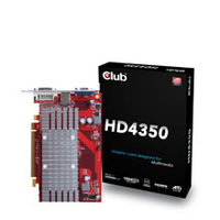 CLUB3D CGAX-43524I 1GB GDDR2 scheda video