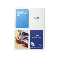 HP Premium Plus Inkjet Transparency Film-20 sht/A4/210 x 297 mm pellicola trasparente