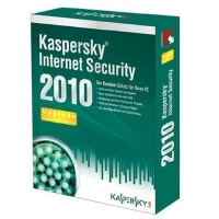 Kaspersky Lab Upgrade Internet Security 2010 Tedesca