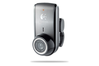 Logitech C905 8MP 1600 x 1200Pixel USB 2.0 Nero, Argento webcam