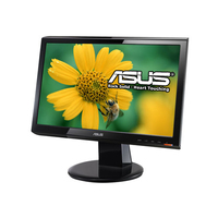"ASUS 19"" VH192D TFT Wide 18.5"" Nero monitor piatto per PC"