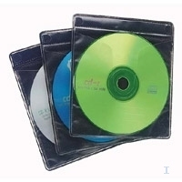 Case Logic 120 Disc Capacity CD ProSleeves® Nero