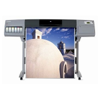 HP Designjet 5500PS Printer (42 in) stampante grandi formati
