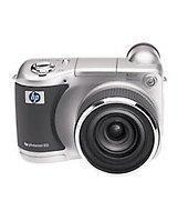 HP photosmart 850 digitale camera en cameradock