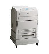 HP color LaserJet 5500dtn printer