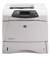 HP LaserJet 4300 printer