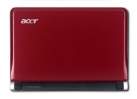 "Acer AOD250-0Bb 1.6GHz N270 10.1"" 1024 x 600Pixel Rosso Netbook"