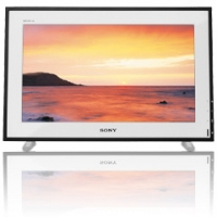 "Sony KDL-22E5300E 22"" HD Bianco TV LCD"