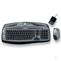 Logitech Cordless Desktop MX 3000 RF Wireless tastiera