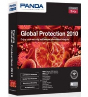 Panda Global Protection 2010, FR, 3-user, 1Y 3utente(i) 1anno/i Francese