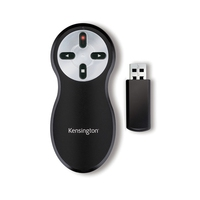 Kensington Wireless Presenter Laser Pointer - Si600 Nero puntatore wireless