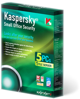 Kaspersky Lab Small Office Security, WS+FS, License Pack