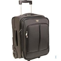 "Case Logic 18"" Rolling Overnight Notebook Case Grigio"