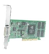 HP nVidia GeForce2 MX400 32MB SDR AGP (LP w/ brkt for SFF chassis)